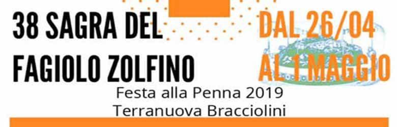 38 Sagra del Fagiolo Zolfino 2019 - Festa della Penna Terranuova Bracciolini