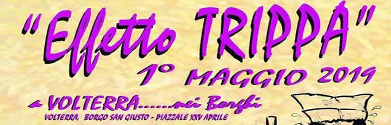 Effetto Trippa 2019 a Volterra - Borgo San Giusto