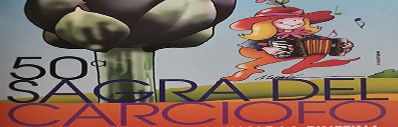 Sagra del Carciofo 2019 a Riotorto Piobino - 50° Edizione