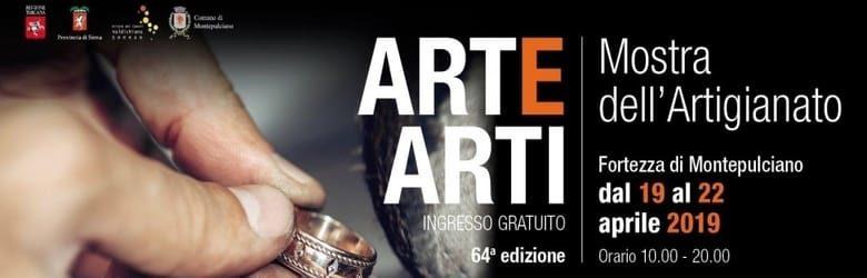 Arte Arti 2019 Montepulciano
