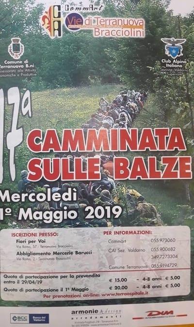 Balze Maggio 2019