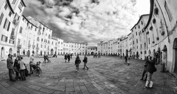 Centro Storico Lucca