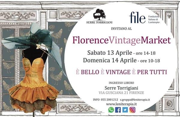 Florence Vintage Market 2019