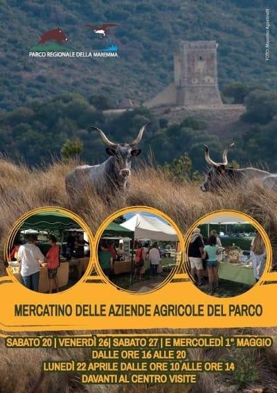 Mercato Parco Maremma 2019