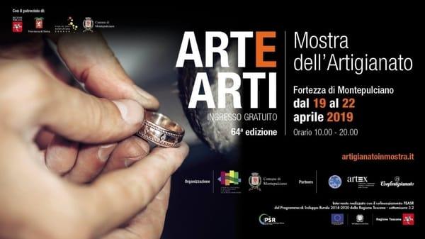 Mostra Artigianato Montepulciano 2019