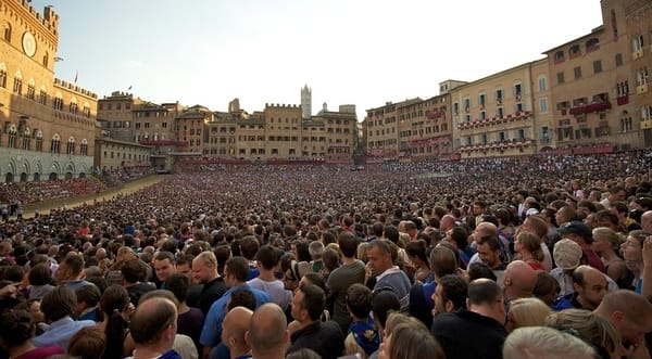Palio Siena Estate
