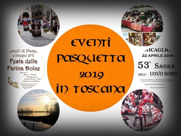 Pasquetta 2019 Toscana