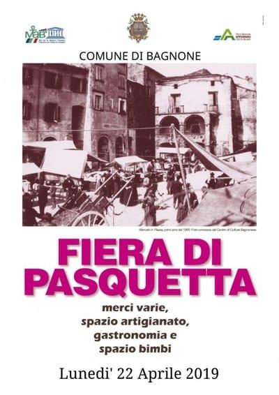 Pasquetta Bagnone