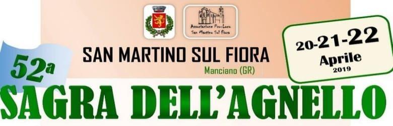 Sagra Agnello Manciano