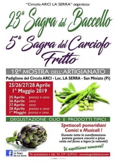 Sagra Baccello Serra 2019