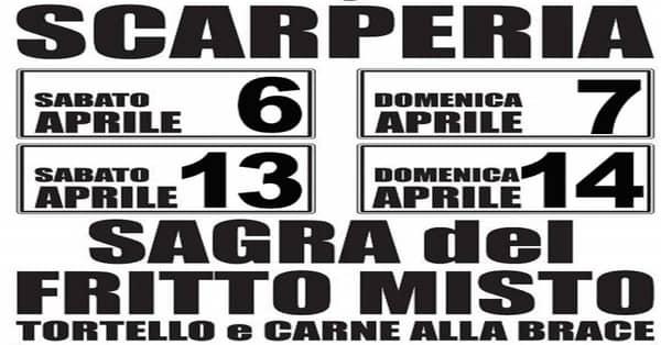 Sagra Fritto Scarperia 2019