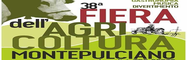 Fiera dell'Agricoltura Montepulciano 2019 - 38° Edizione