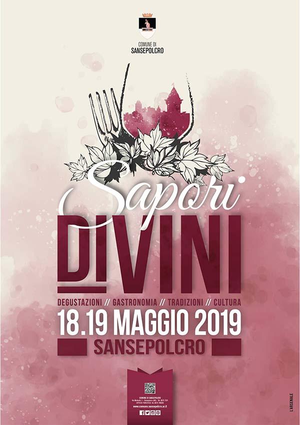 Sapori DiVini 2019 a Sansepolcro
