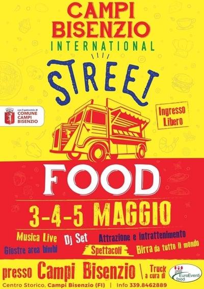 Campi Bisenzio Street Food