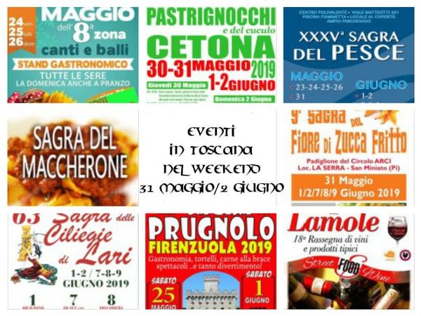 Eventi 2 giugno Toscana 2019