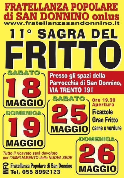 Fritto San Donnino 2019