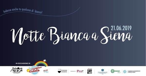 Notte Bianca 2019 Siena