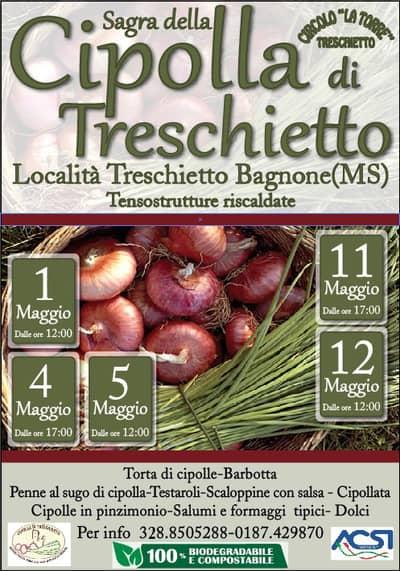 Sagra Cipolla di Treschietto 2019