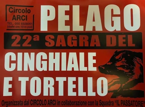 Sagra Tortello Pelago