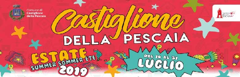Estate 2019 a Castiglion Della Pescaia Eventi e Feste - Luglio