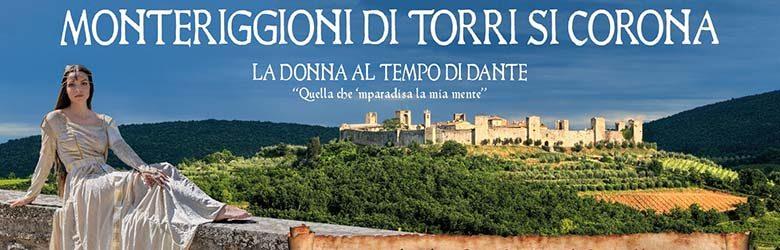 Festa Medievale a Monteriggioni 2019 - Luglio 2019 Siena