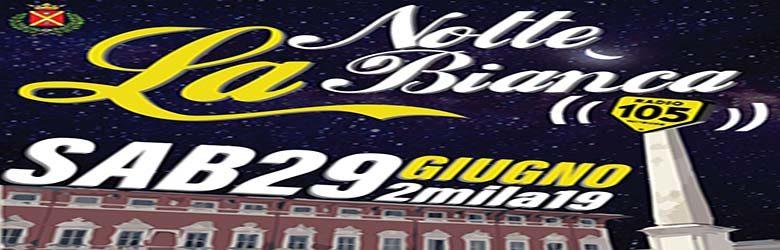 La Notte Bianca 2019 a Massa - Provincia di Massa Carrara