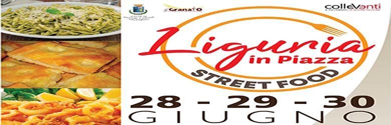 Liguria in Piazza 2019 a Figline Incisa Valdarno