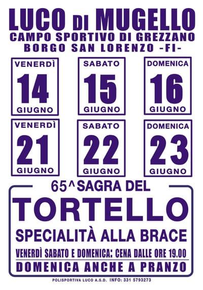 Sagra Tortello Luco 2019