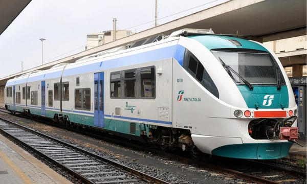 Treno Gratis Toscana 2001