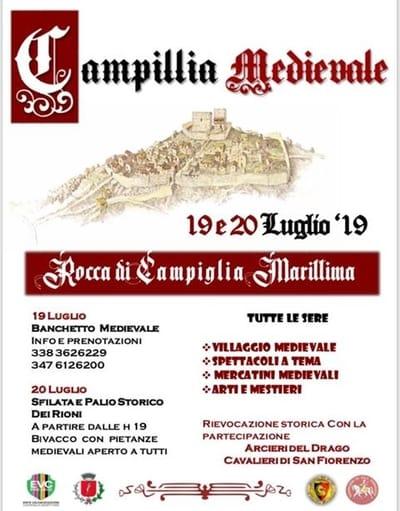 Campillia Medievale 2019