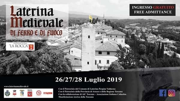 Laterina Medievale 2019 luglio