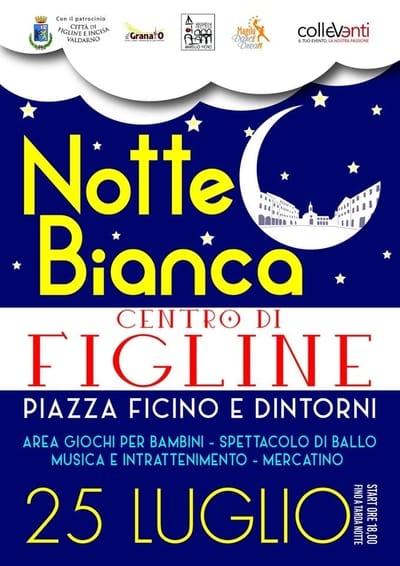 Notte Bianca Figline Valdarno 2019