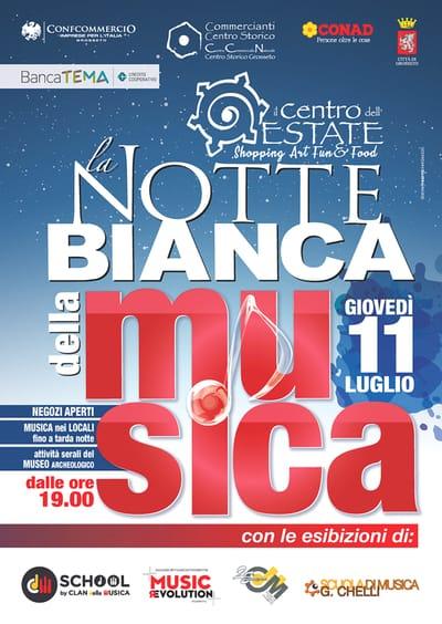 Notte Bianca Musica