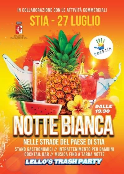 Notte Bianca Stia 2019
