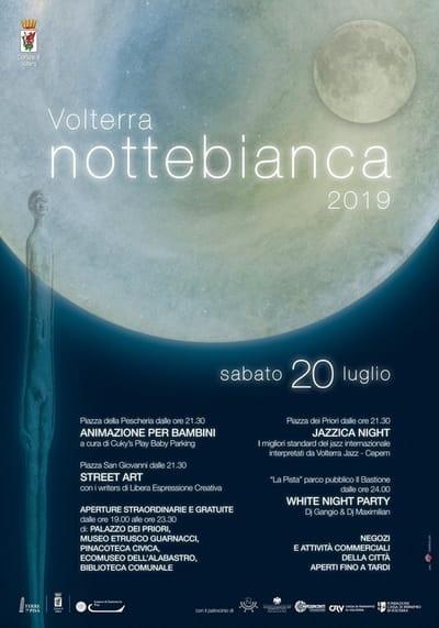Notte Bianca Volterra 2019