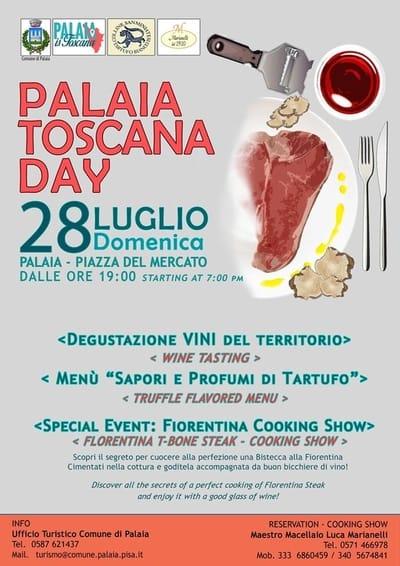 Palaia Toscana Day 2019