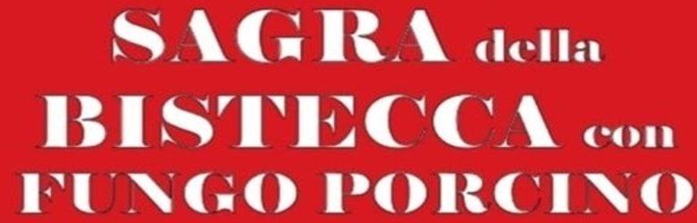 Sagra Bistecca Pozzolatico 2019