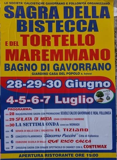 Sagra Bistecca Tortello