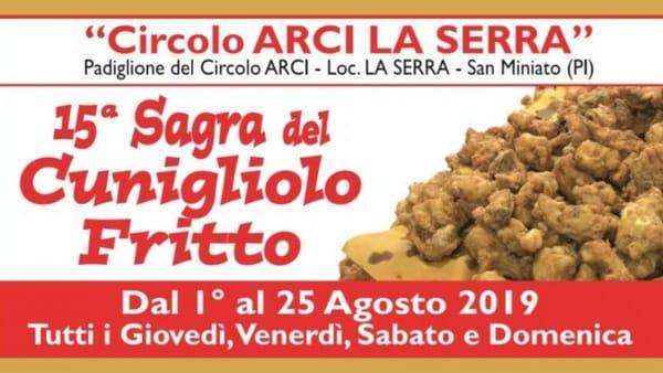 Sagra Cunigliolo Fritto 2019