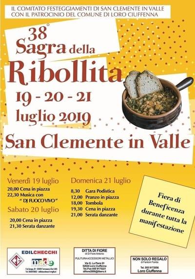 Sagra Ribollita San Clemente 2019