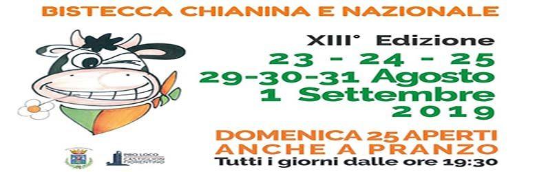 Bisteccando a A Tavola con il Gigante Bianco 2019 - Castiglion Fiorentino Arezzo