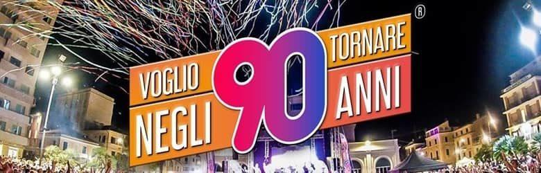 Festa Anni 90 Pitigliano