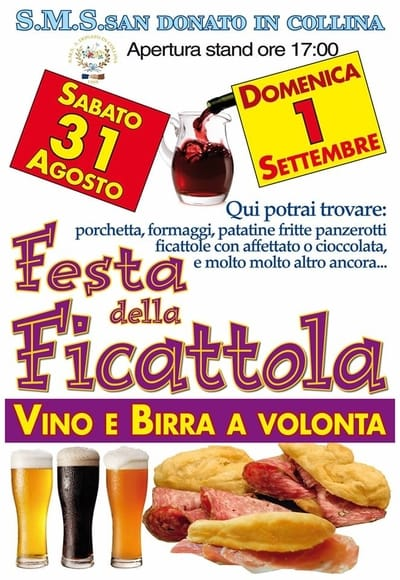 Festa della Ficattola San Donato in Collina