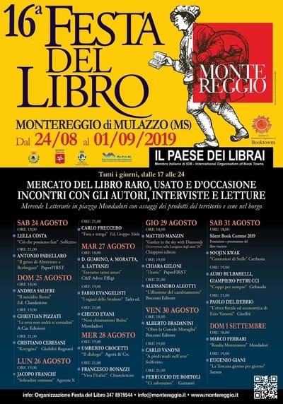 Festa Libro 2019 Mulazzo