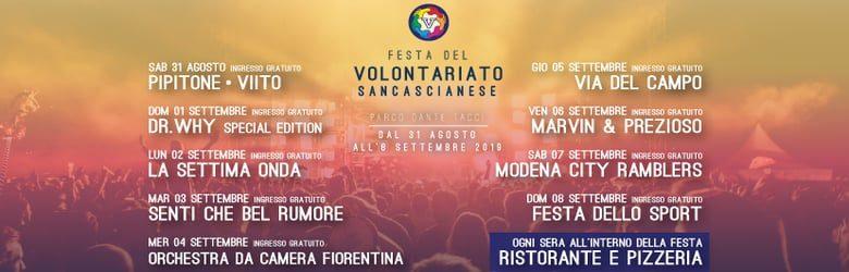 Festival Volontari San Casciano