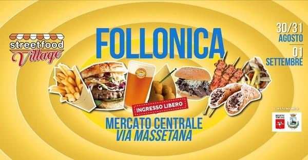Follonica Streetfood 2019