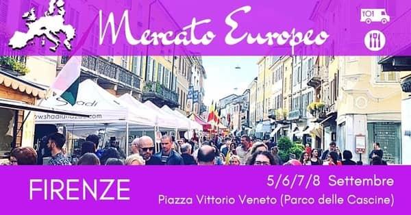 Mercato Europeo Firenze 2019