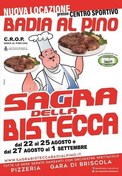 Sagra Bistecca Badia al Pino 2019