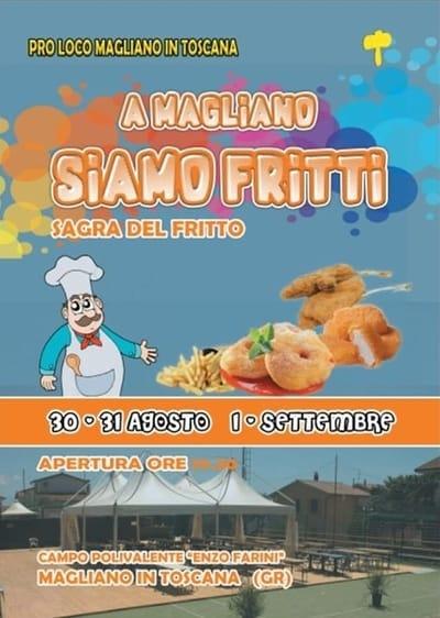 Sagra Fritto Magliano 2019