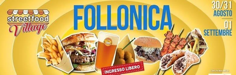 Street Food Village Follonica